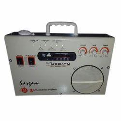 45瓦3 cfl USB FM逆变器