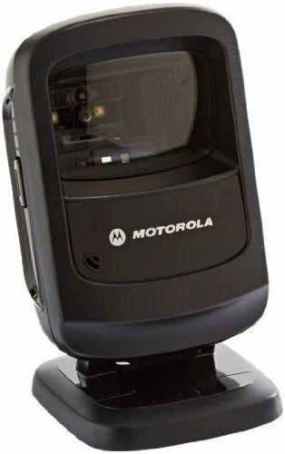 Motorola 9208  ( Zebra) Omnidirectional Hands- Free Barcode Scanner