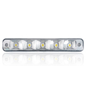 Automotive Day Time Running LED Light With Reflector