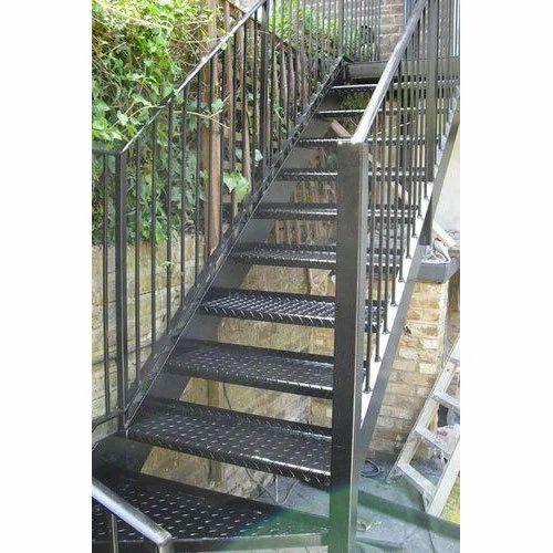 aluminum staircase railing - Aluminum Stairs
