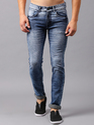Men Whisker Jeans