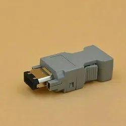 SM Connector SM-6 Pin 55100-0670 EEE 1394 Encoder Connector for Mitsubishi & Panasonic
