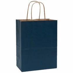 Blue Carry Bag