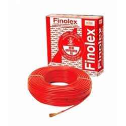 Rated Current: 1100 W Finolex Cable, 1100watt, For House And Industrial Wiring