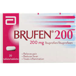 Brufen Tablet