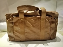 Genuine Leather Maternity Bag