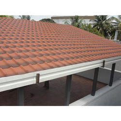 Clay Onduvilla Roofing Tiles