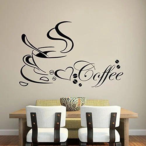 Decor Kafe Home Coffee Cup Wall