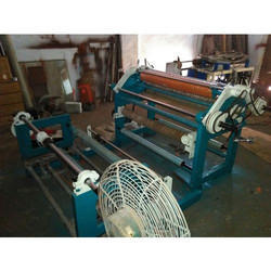 Poly Propylene Slitting Rewinder Machine