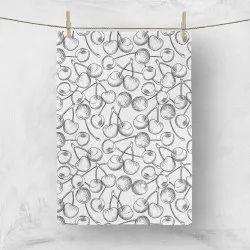 Anjaneya纯棉厨房毛巾,尺寸:50x70厘米
