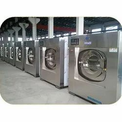 Harsha Automatic Industrial Laundry Washing Machine, Drum Capacity: 0-100 L, Rated Capacity: 100 kg