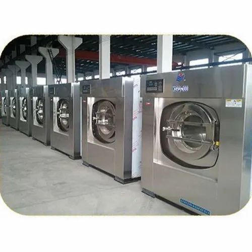 Harsha Automatic Industrial Washer Extractor 30 Kg Capacity, 7.5 Hp, Front  Loading, Rs 450000 /unit | ID: 20951371833