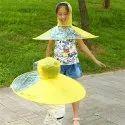 Headwear Umbrella Hat for Teenagers