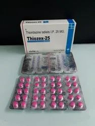Thiozex Tablets BP 25 mg