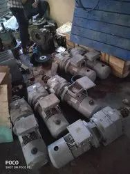 Equipment MGM Varvel Gearbox Repairs, For Industrial