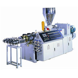 Extruder Plastic Machine