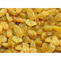 Golden 10kgs Dried Raisin, Packaging Type: Plastic Box
