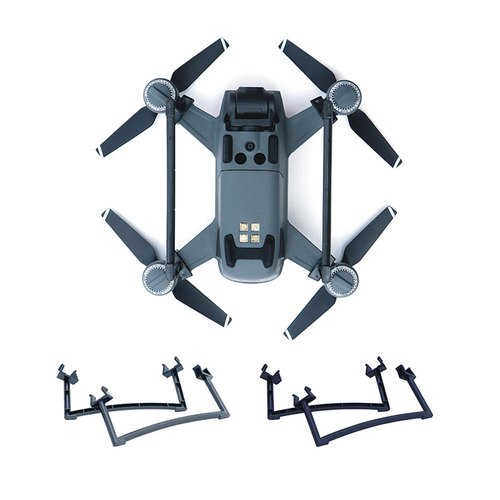 2PCS Landing Gear Feet Support Gimbal Protection for DJI Spark Drone UAV A