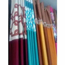 Printed Door Curtains