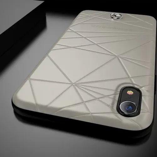 Mercedes-Benz IPhone XR G-550 3D Sculpting Pattern Back Case