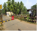 Rail Fatak Barrier