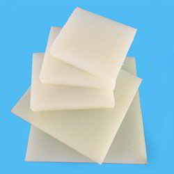 Extruded Plastics White Nylon Sheet