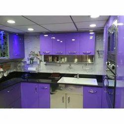 Sleek Modular Kitchen Part 80