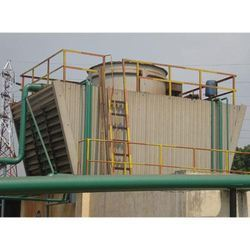 Timber Induced Draft Cooling Tower