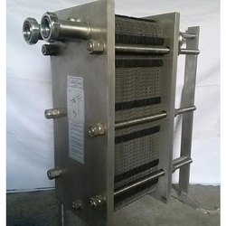 Juice Chiller Plate Heat Exchanger