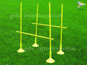 Agility Training Pole Kit