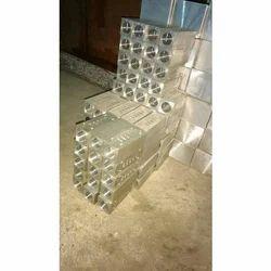 Aluminium Block VMC Job Works