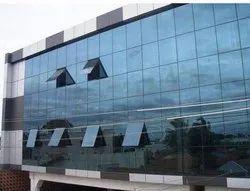 Glass Structure Glazing Service, Shape: Square/Rectangular