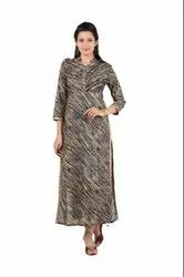 Fancy Ladies Casual Kurti