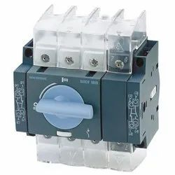 Three Phase Socomec LBS Changeover Switch