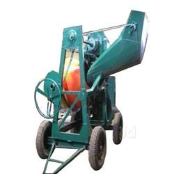 concrete mixer machine rental