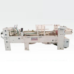 Folder And Gluer Machine