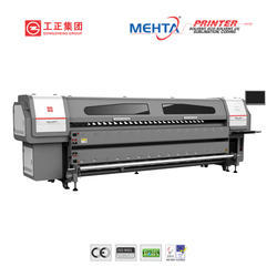 Mehta Flex Solvent Printer Machine Starfire GZM 3202 Plus