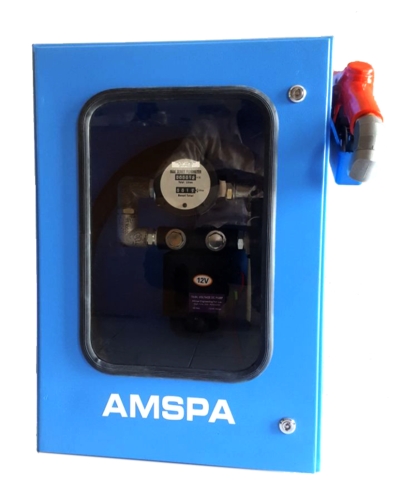 Amspa High Flow Mobile Diesel Dispenser, + 0.5%, Model Name/Number: ETP-70OGMFT