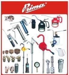 Prima Grease Guns / Oil Cans / Barrel Pumps
