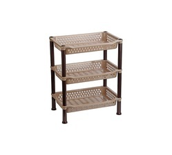 Plastic Multi Layer Rack Small - 3 Tier