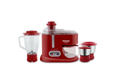 Ultimate Red Treasure Juicer Mixer Grinder