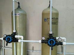 FRP Water Treatment Plant