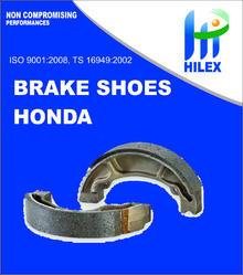 Hilex Brake Shoe for Honda Bike