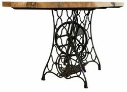 DIF-1443 Tree Top Industrial Coffee Table