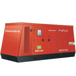 250 kVA-320 kVA Mahindra Diesel Generator