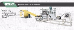 Extruder Coating Line For Eps Foam Sheet