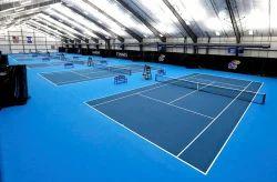 Canadian Maple Sports Flooring Service