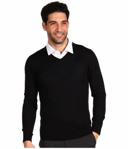 Men Medium Mens Formal Sweater
