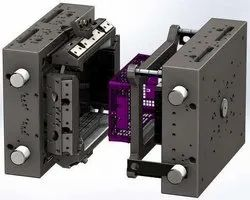 Hot Runner Plastic Injection Mould, For Household Uses