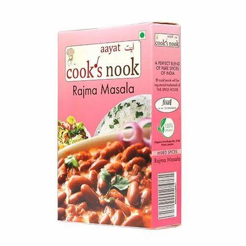 Cook''s Nook Rajma Masala Powder at Rs 300 /kilogram | Tri ...